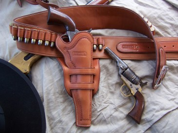 Gallatin Holster