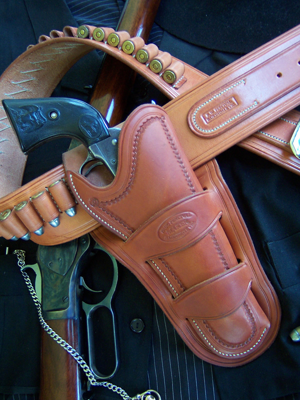 Percival Custom Leather » Mexican Loop