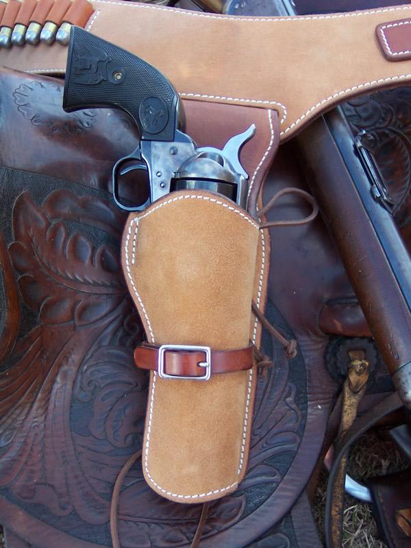 Percival Custom Leather » Hollywood & John Wayne Rig