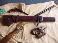 Henry Rifle Scabbard